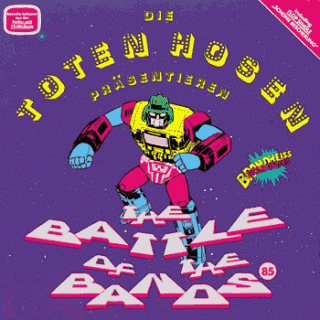 1985 The Battle Of The Bands