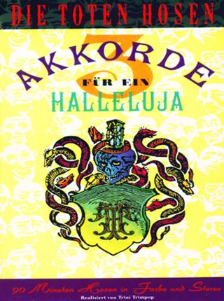 3 Akkorde für ein Halleluja VHS Cover