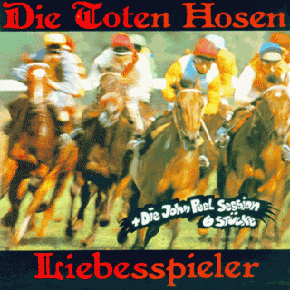 Liebesspieler + Die John Peel Session Single Cover
