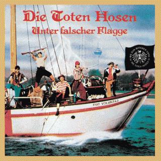 Unter falscher Flagge Album Cover