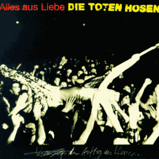Alles aus Liebe - Live Single Cover