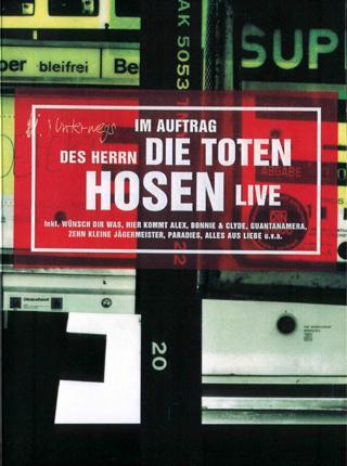Im Auftrag des Herrn VHS Cover