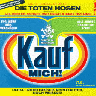 Kauf MICH! Single Cover