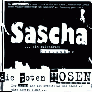 Sascha Single Cover