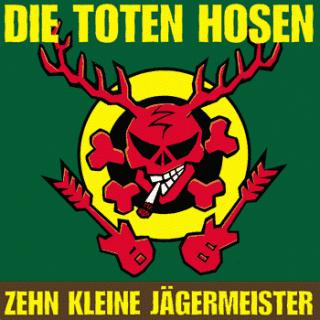 10 kleine Jägermeister Single Cover