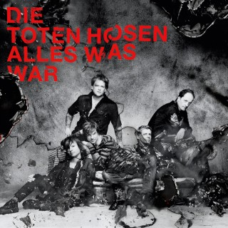 Alles was war Single Cover