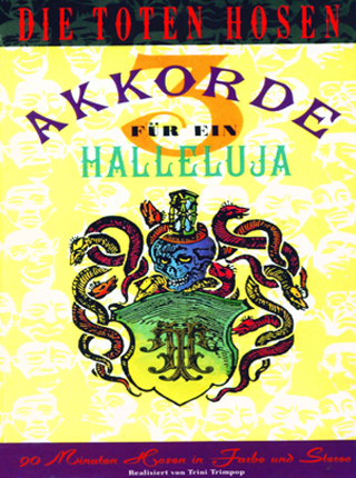 3 Akkorde für ein Halleluja DVD Cover