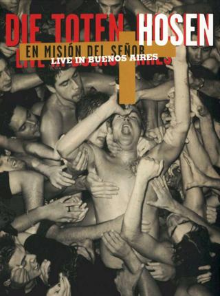En Misión Del Señor - Live in Buenos Aires VHS Cover