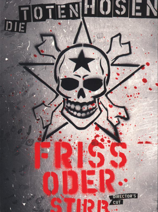 Friss oder Stirb - Director's Cut DVD Cover