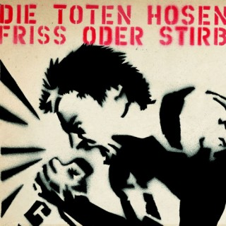 Friss oder stirb Single Cover