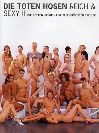 Reich & Sexy II - Die fetten Jahre DVD Cover