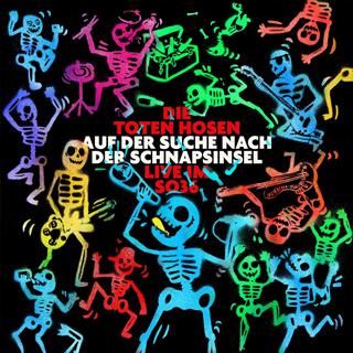 Auf der Suche nach der Schnapsinsel: Live im SO36 Albumcover