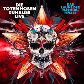 Zuhause Live: Das Laune der Natour-Finale Album Cover