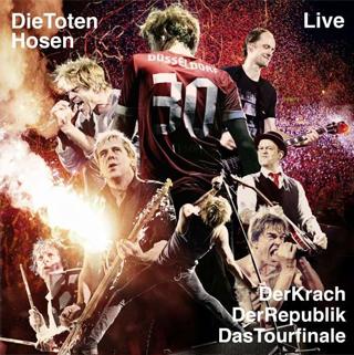 2014 Der Krach der Republik - Das Tourfinale - Earbook-Edition