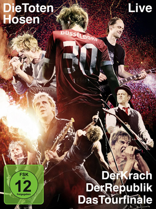 Der Krach der Republik - Das Tourfinale DVD Cover