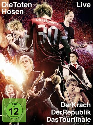 Der Krach der Republik - Das Tourfinale Albumcover