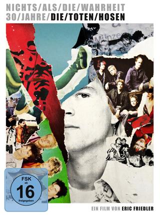 Nichts als die Wahrheit - 30 Jahre Die Toten Hosen DVD Cover