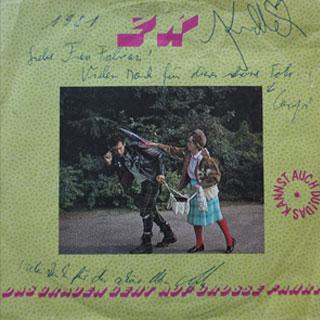 Das Grauen Geht Auf Grosse Fahrt Albumcover