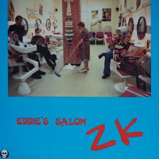 Eddie's Salon Album Cover