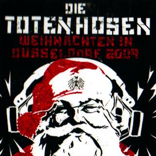 Weihnachten in Düsseldorf Tourposter