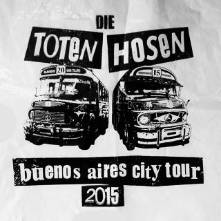 Buenos Aires City Tour Tourposter